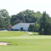 A view of a green at Colonial Par-3 Golf Course
