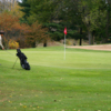 A view of a hole at Willow Metropark Golf Course