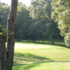 A view of the 2nd green at Mill Race Golf Course
