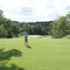 A view from a tee at Radrick Farms Golf Club