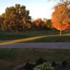 A fall view from Lenawee Country Club