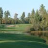 A view of the 15th hole at Wawonowin Country Club
