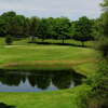 A view of a green at Hampshire Country Club