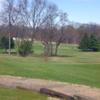 A sunny day view from Dowagiac Elks Golf Club