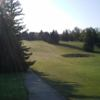 A sunny day view from Spruce Ridge (Wilbury's Traveling Golf League)
