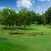 A view of hole #14 at Shamrock Hills Golf Course