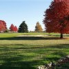 A splendid fall day view from Heather Highlands Golf Club