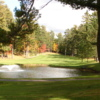 A view over a pond at Pine Grove Country Club