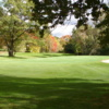 A view of a green at Pine Grove Country Club