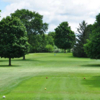 A view from tee #8 at Crestview Golf Course