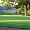 A view of a green at Kalamazoo Country Club