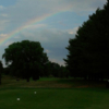 A view from a tee at Alwyn Downs Golf Course