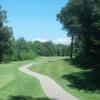 A view from tee #5 from Cutters' Ridge Golf Course at Manistee National Golf & Resort
