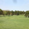 A view from tee #1 at Fairview Hills Golf Club