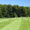 A view from the 17th fairway at Pictured Rocks Golf Club