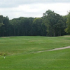A view from a tee at Timberwood Golf Course