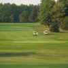 A view of a green from Red at Pine Valley Golf Course
