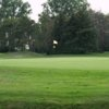A view of a hole at Pine Valley Golf Cours