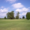 A view of green #5 at Rogers City Country Club