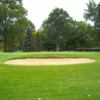 A view of a green at Birch Point Golf Club