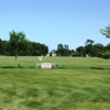 A view of the driving range at Singing Bridge Golf Course