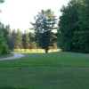 A view from a tee at Wyandotte Hills Golf Club