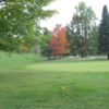 A view of a green at Apple Valley Golf Course