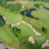 Aerial view from The Quest Golf Club