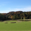 A view of hole #3 at Northport Creek Golf Course