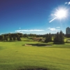A view of green #17 at The Spruce Run Course from Grand Traverse Resort & Spa