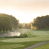 A view of the 12th fairway at The Spruce Run Course from Grand Traverse Resort & Spa
