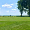 View of the 1st hole at Lake St. Clair Metropark Golf Course