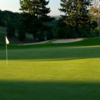 A view of a green from Classic Golf Course at Otsego Club.