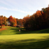 A view of the 9th hole at Leslie Park Golf Course (Golfholt).