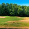 A view of the 10th green at Cedar Chase Golf Club.