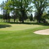 A view of the 10th green at Owosso Country Club.