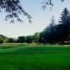 A view of hole #9 at Blossom Trails.