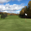 A fall day view of a hole at George Young Recreation.