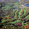 Aerial view from Gull Lake View Golf Course