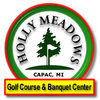 Holly Meadows Golf Course - Public Logo