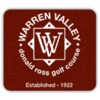 West at Warren Valley Golf Course - Public Logo
