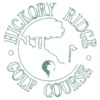 White at Hickory Ridge Golf Course - Public Logo