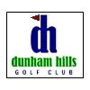 Dunham Hills Golf Club - Public Logo