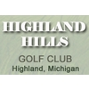 Highland Hills Golf Club - Public Logo