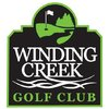 Gold at Winding Creek Golf Course - Public Logo