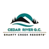 The Cedar River at Shanty Creek - Resort Logo
