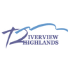 Blue/Gold at Riverview Highlands Golf Course - Public Logo