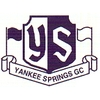 Red/Gold at Yankee Springs Golf Course - Public Logo
