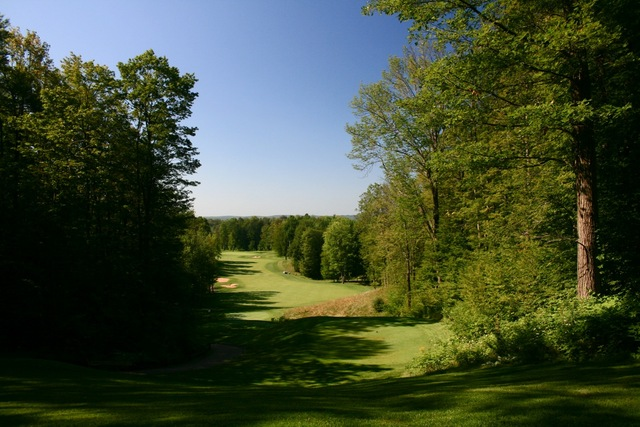 check out a4655 6736b Shanty Creek Resorts - Legend golf course - hole 6