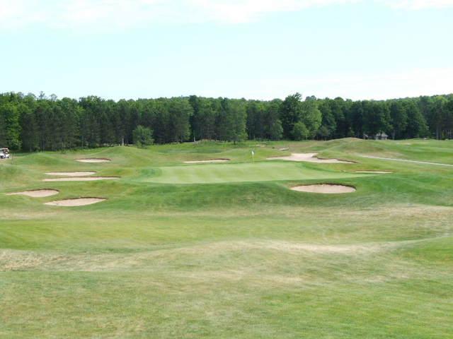 Take a photo tour of black bear golf club in vanderbilt gaylord golf